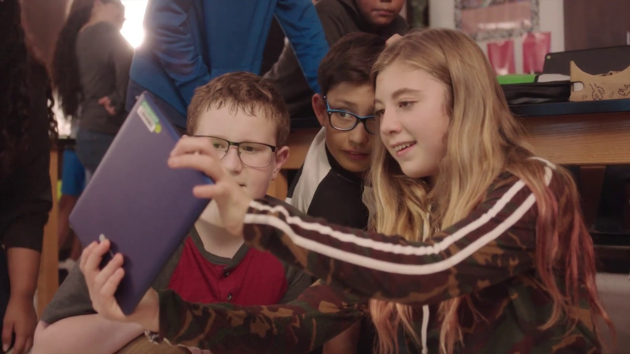 Chromebooks and Expeditions bringing learning to life