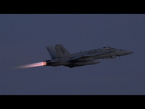 F/A-18 Hornets Afterburner Takeoff Mp3