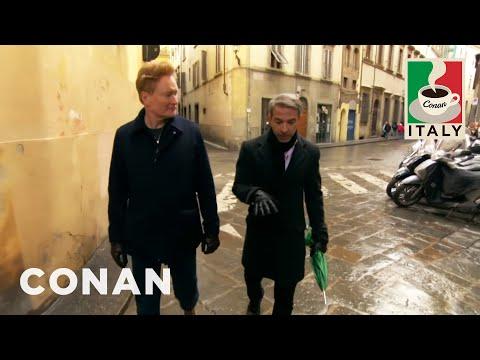 Jordan Schlansky's Long-Winded Tour Of Italy  - CONAN on TBS