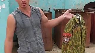 """""""Przysięgałem służyć narodowi. Nie mogę nosić tego munduru."""""""