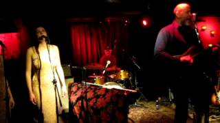 Eric Bachmann - Lizard Lounge 4/22/16 - White Trash Heroes