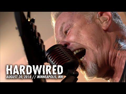 Metallica: Hardwired (Minneapolis, MN - August 20, 2016)