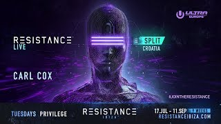 Carl Cox - Live @ Ultra Europe 2018