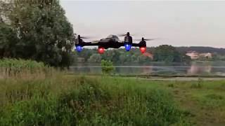 Квадрокоптер Hubsan X4Air Basic Edition H501M