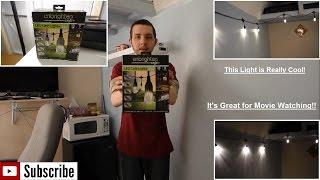 Enbrighten LED Cafe Lights by Jasco Setup & Overview