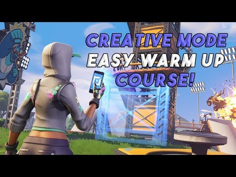 Fortnite Aim and Editing Warm Up Course (Xim Apex