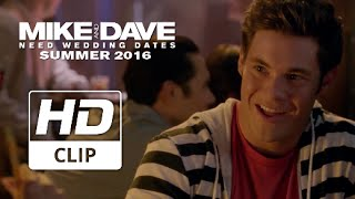 Mike & Dave Need Wedding Dates  School Teachers And Hedge Funds  Official HD Clip 2016