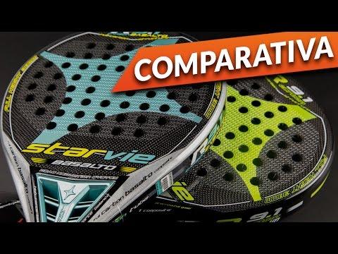 Comparativa Palas Star vie R9.1DRS Basalto VS R9.1 Aluminium 2016