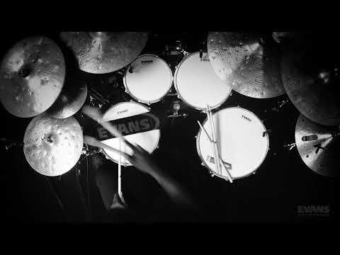 """Evans 12/"""" UV1 Coated Drum Head"""