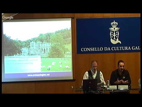 Presentación en España do Chartered Institute for Archaeologists (CIfA) do Reino Unido