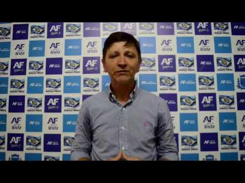 Prefeito de Águas Frias agradece apoio do deputado João Rodrigues