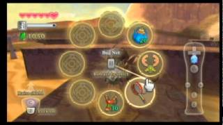 Zelda: Skyward Sword Playthrough - Part 72, Lanayru Desert (6/10), Northwestern Sands