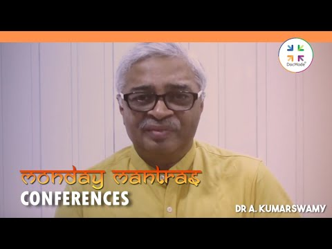 Importance of attending conferences