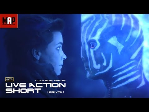 """Live Action CGI VFX Short """"THE SPACE BETWEEN US"""" Fantastic Film by Netherlands Film Academy"""