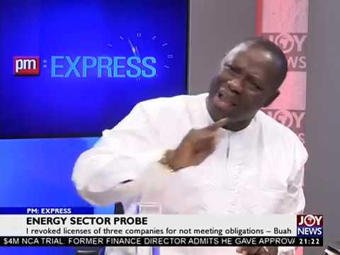 Energy Sector Probe - PM Express on JoyNews (16-10-18)