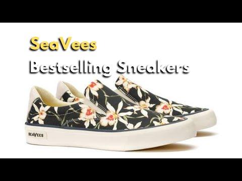 Bestselling Sneakers by SeaVees