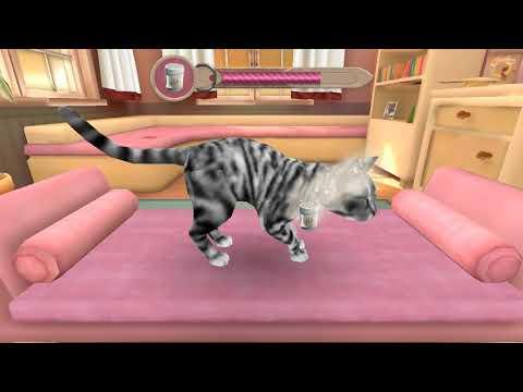 Cat Hotel - Cat For Cute - Fun Kids Game - Game Anak