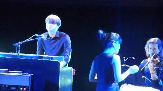 Death Cab for Cutie- What Sarah Said- Walt Disney Concert Hall 5/7/12