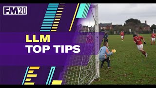 Tips for Football Manager 2020 Lower Leagues