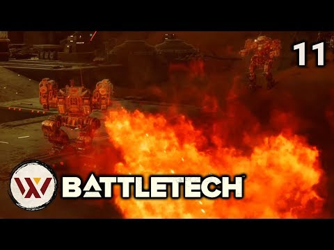 Defense: Smithon! s3e16 - LIGHT MECH ONLY Battletech Campaign  S3