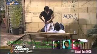 Mahmoud Shoukry - Star Academy - shoukry and rami making up.flv
