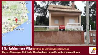 preview picture of video '4 Schlafzimmern Villa zu verkaufen in Sant Pere De Vilamajor, Barcelona, Spain'
