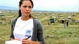 Angelina Jolie & UNHCR - Viva Forever