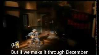 If We Make It Through December With Lyrics