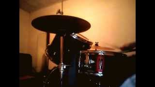 Damian Marley - We're gonna make it (Drum Cover)