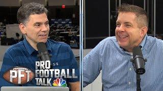 Sean Payton shares how closely Saints scouted Patrick Mahomes | Pro Football Talk | NBC Sports