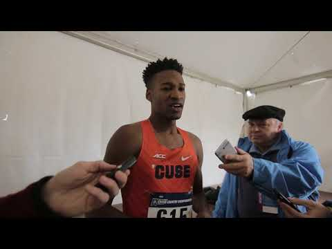 Justyn Knight Wins NCAA Cross Country Championship