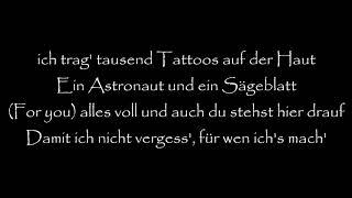 Sido   Tausend Tatoos Lyrics