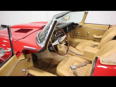Video of '67 E-Type XKE Roadster - L6G7