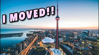 I MOVED TO TORONTO!! | LIFE OF A FLIGHT ATTENDANT