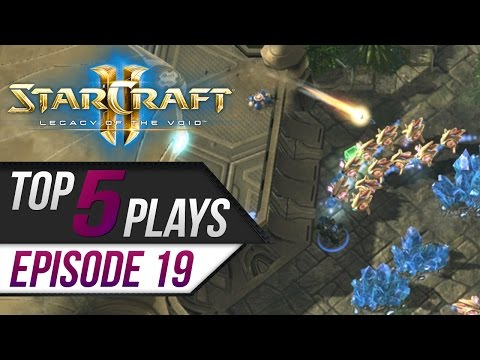 Download StarCraft 2: TOP 5 Plays - Episode 19 HD Mp4 3GP Video and MP3