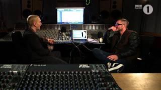 Eminem, Eminem & Zane Lowe Part 3 2013 (Rus)