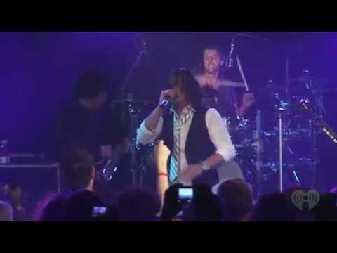 Three Days Grace - Never Too Late (Live At IHeartRadio)