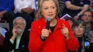 Clinton: Senate Has 'Duty' to Fill Vacant Seat