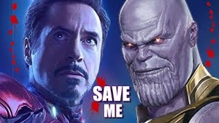Avengers: ENDGAME「MMV」   SKILLET   SAVE ME