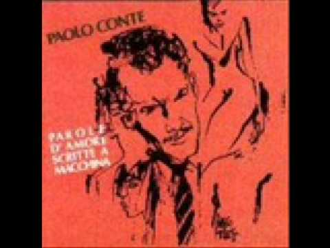 Paolo Conte - Un vecchio errore