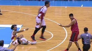 Ross flagrant 1 | PBA Philippine Cup 2018