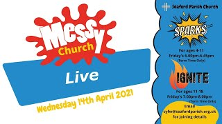 Messy Church: Parable of the Great Banquet