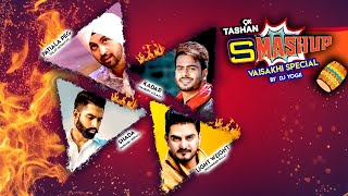 9X TASHAN SMASHUP | VAISAKHI SPECIAL | DJ YOGII | Latest Punjabi Songs 2021 | Speed Records