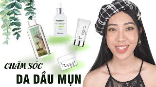 New Skincare Cho Da Mụn [Vanmiu Beauty]