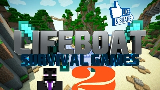 Minecraft Pocket Edition - Lifeboat Survival Games -  Fighting to the End