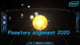 planet alignment 2020 - मुफ्त ऑनलाइन वीडियो