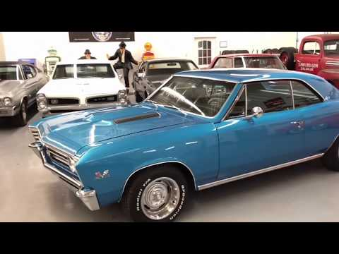 Video of '67 Chevelle SS - P9XF