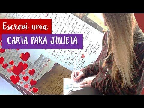 Cartas para Julieta (Lise e Ceil Friedman) | Portão Literário