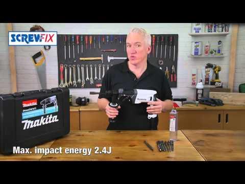 Makita HR2470WX/2  Corded  SDS Plus Drill 240V