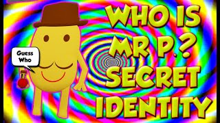 WHO IS Mr P ROBLOX PIGGY STORY CONFIRMED CLUES TO IDENTITY OF Mr P